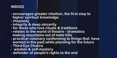 indigo color meanings and symbolism