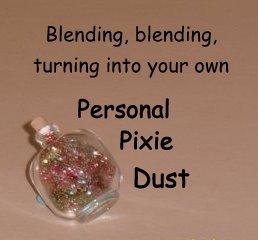 pixie dust blending
