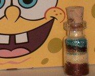 Personal Pixie Dust in a SpongeBob Theme