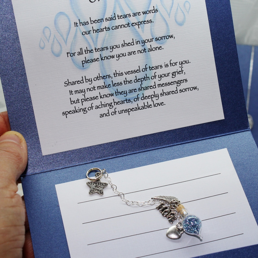 Unique Sympathy Gifts Help Ease Their Loss